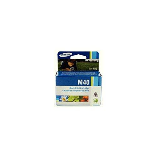 Samsung - INK-M40 - Cartouche d'encre Noire - 750 pages - Pour SF 330 / 335T / 340 / 345TP