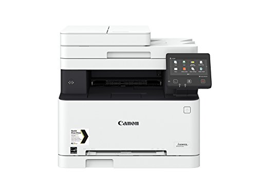 Canon i-SENSYS MF633Cdw Colour Laser All-in-One Printer