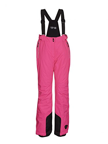 Michaelax-Fashion-Trade - Pantalon de sport - Uni - Femme Neon-pink (00437)
