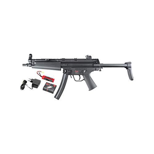 HECKLER & KOCH MP5 A5 EBB Airsoft Gewehr, Schwarz, One Size - Heckler Und Waffen Koch