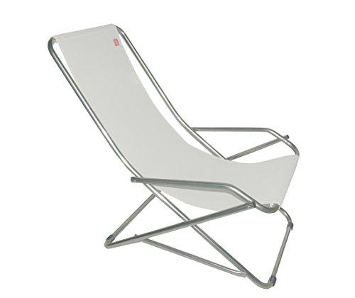 Maffei Sessel Wippe Liege Swing weiß