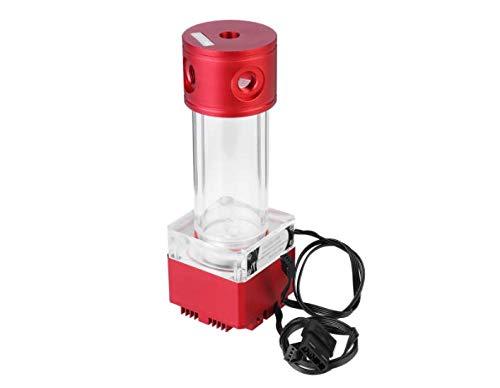 DyNamic 8W 4PIN PWM 800L / H Wasserkühlungstank mit Pumpe 4M Pumpenkopf - Rot - Server-pumpe