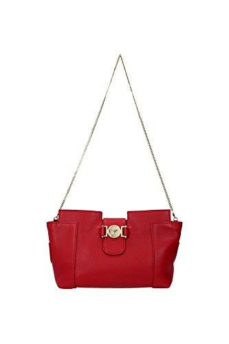 DBFF046DNPL0K6N0C Versace Sac à bandoulière Femme Cuir Rouge Rouge