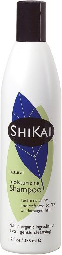 Shikai, Shampooing hydratant naturel, 12 fl oz (355 ml)