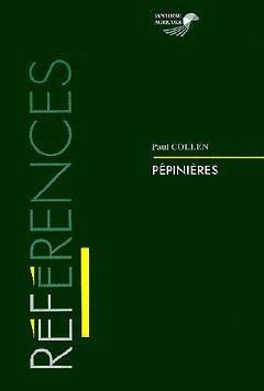 Rfrences, ppinires: Avec applications sur tableur