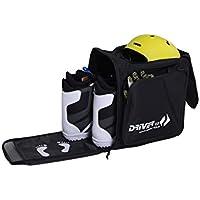 Driver13- Bolsa para botas de esquí con compartimento para casco y sistema de mochila, color negro 2018AR-10088