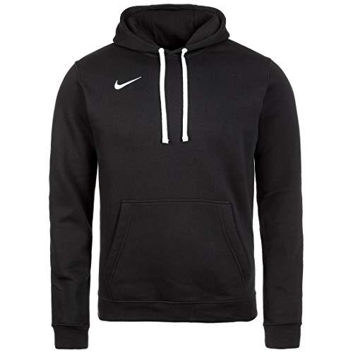 Nike Club19 Fleece Hoody Hoodie Pullover Kapuzenpullover Herren rot AR3239-657, 3XL / XXXL (schwarz)