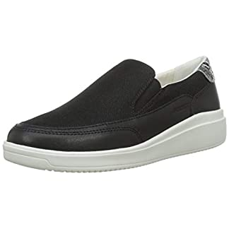 Geox Damen D Tahina B Sneaker 6