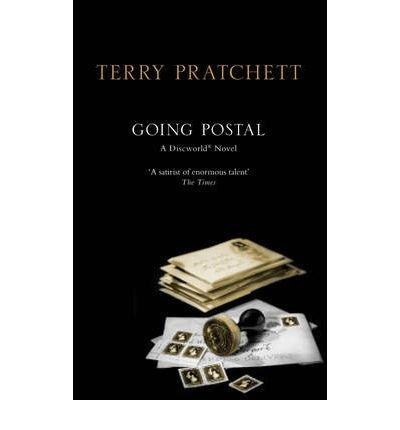 [(Going Postal: Discworld Novel 33)] [ By (author) Terry Pratchett ] [October, 2011]