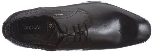 Schwarze Herrenschuhe von Bugatti - 7