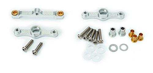 Carson 500530010 - Modellbauzubehör: TT-01 Aluminium Lenkung komplett mit Schrauben