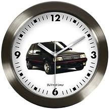 Sonstige-Reloj de pared, diseño publicitario de PEUGEOT 205 GTI