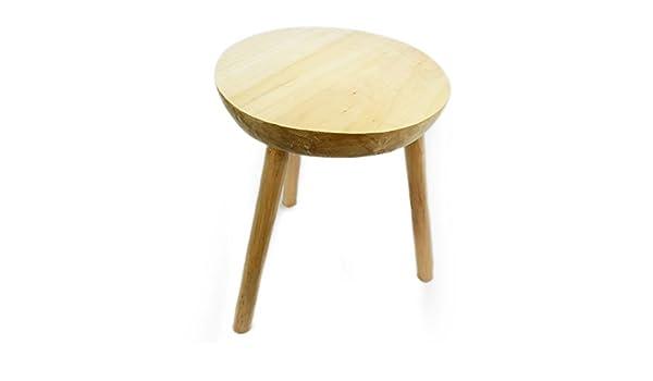 Sgabelli Da Mungitura : Piccolo in legno sgabello mungitura chic primitive sgabello da