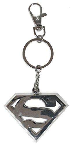 SD toys - Portachiavi- DC Universe - Superman Logo Métal - 8436541029835