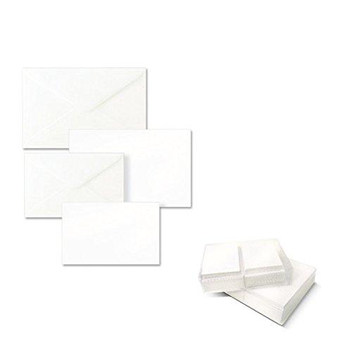 Ellebi Sadoch 8304 Biglietti e Buste, Dalmazia, 7.5x11 cm, Confezione 100