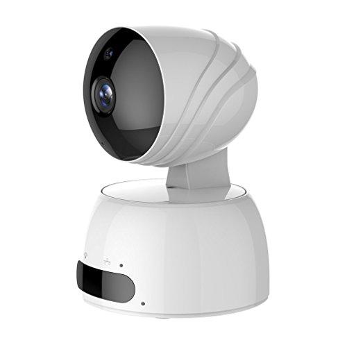 Galleria fotografica Telecamera di Sorveglianza IP camera wifi LESHP 720P HD wireless,Obiettivi Ruotabile, Audio Bidirezionale, Controllo Remoto, Motion Detection, Sicurezza Domestica, Compatibile con iOS e Android e PC