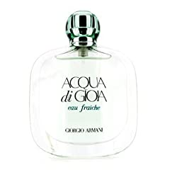 Giorgio Armani Acqua Di Gioia Eau Fraiche Eau De Toilette Spray- 50ml/1.7oz