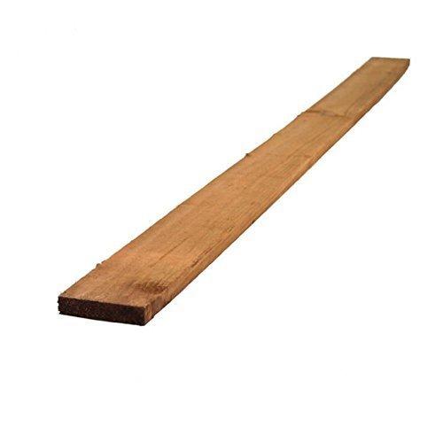Schotthalterungs-Bretter aus Holz, 150mm x 22, 4,8 Meter
