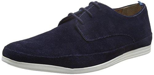 KG by Kurt Geiger Men's Kirkham Low-Top Sneakers, Blue (Navy), 10 UK...