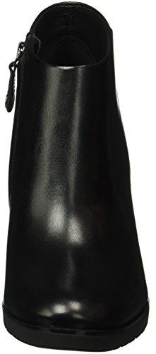 Geox D Raphal B, Bottes Classiques Femme Schwarz (BLACKC9999)