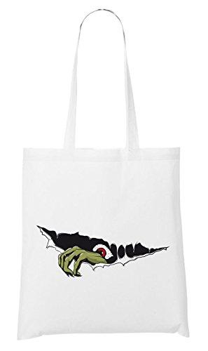 Monster Hand Bag White Certified (Dämon Kostüm Tumblr)