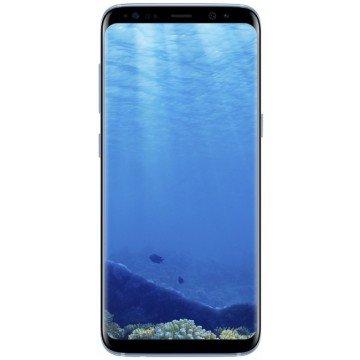 Samsung G950 Galaxy S8 Smartphone, Marchio Tim, 64 GB, Blu [Italia]