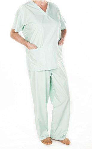 Solice. Medical Scrub Hosen/Hose/unten/Arbeit Hosen-, Krankenhaus, Ärzte, Tierärzte, Uniform, Unisex, Herren, Damen, Grün, Blau, Marineblau, XL, klein, Med, groß, XL, XXL (Krankenhaus-uniformen)
