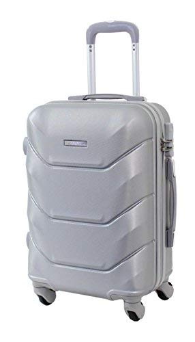 Valise Taille Cabine 55cm Alistair Iron - Abs Ultra Légère...