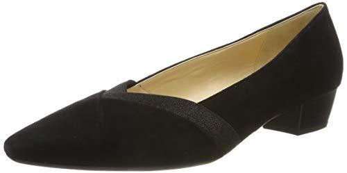 Gabor Shoes Damen Basic Pumps, Schwarz 17, 39 EU