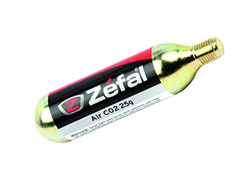 Zéfal Blister Cartucho Aire CO2 Rosca 25grs