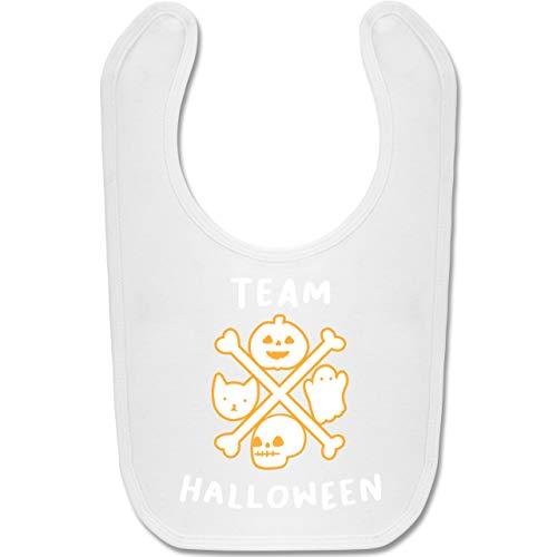 Shirtracer Anlässe Baby - Team Halloween - Unisize -