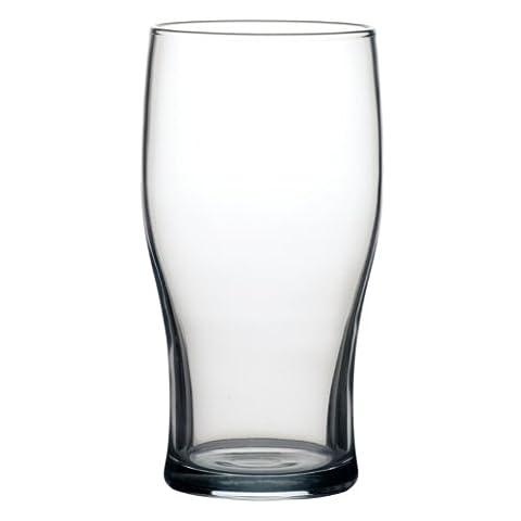 ARCOROC à noyau Verres à bière tulipe 570ml marquage CE Marteau à panne fendue/570ml/1pinte. Le marquage CE. Quantité: 48