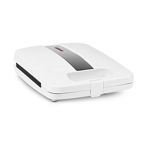 MEDION MD 18153 Sandwich Toaster, 1400 Watt, für bis zu 4 Sandwiches auf einmal,...