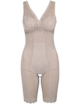 YuanDian Mujer Postparto Lenceria Moldeadora Fajas Body Sin Costuras Delgado Bodysuits Slimming Bodysuits Shapewear...