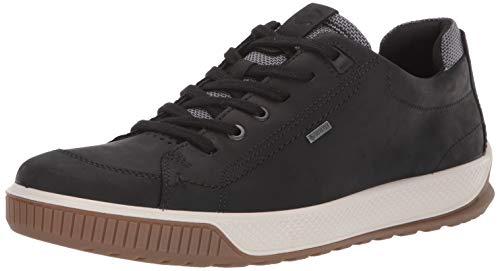 ECCO Herren Byway TRED Sneaker, Schwarz (Black 2001), 44 EU