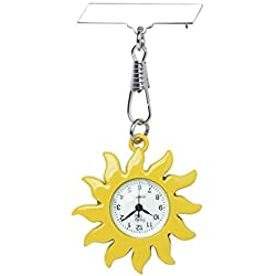 Sun Fob Watch. Original Sun fob watch, ideal for nurses, beauticians .