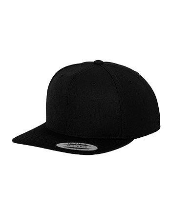Flexfit Yupoong Classic Snapback Cap, Mütze Unisex Kappe für Damen und Herren in Vielen Farben + Kindergrößen