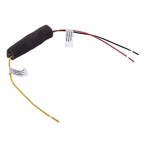 HitCar Auto Reverse Backup Parking Kamera 12V DC Power Filter