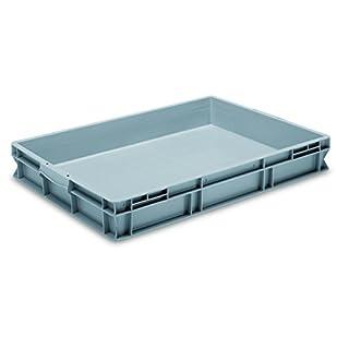 gcip-rako gc806012p Container, Rako-, PP, 800mm x 600mm x 120mm, grau