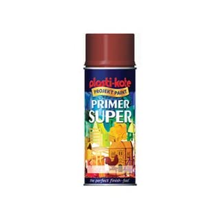 Plasti-kote 1148 400ml Super Enamel Primer - Grey