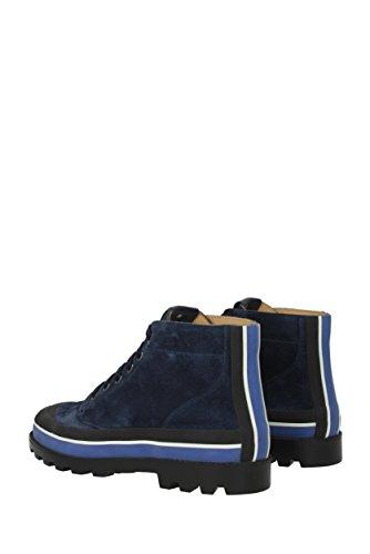 Baskets Homme Valentino Garavani - Suede (2s0966uvs) Eu Blue