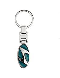 Techpro Premium Quality Metal Keychain With Hyundai Design