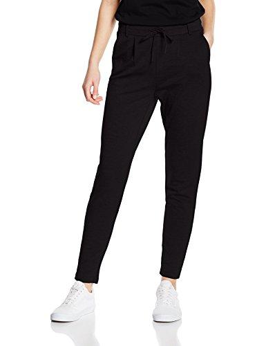 ONLY Damen Hose 15115847, Schwarz (Black), 40/L34 (Herstellergröße: L)