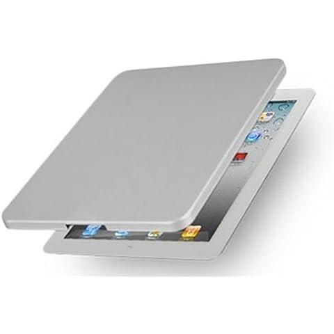 Logitech Keyboard Case - Funda con teclado para Apple iPad 2 (Bluetooth), negro y plateado