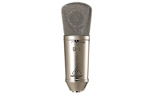 Behringer B-1 - Micrófono de condensador (diafragma )