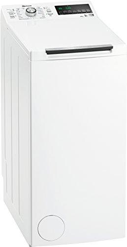 Bauknecht WAT Prime 652 Z Waschmaschine TL/A+++ / 122 kWh/Jahr / 1200 UpM / 6 kg/Extrem leise mit 48 db/ZEN Direktantrieb/weiß