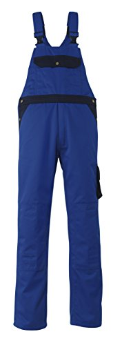 Mascot 00969, Tuta Uomo, Multicolore (Anthracite/Black), L82cm/C70 Blue