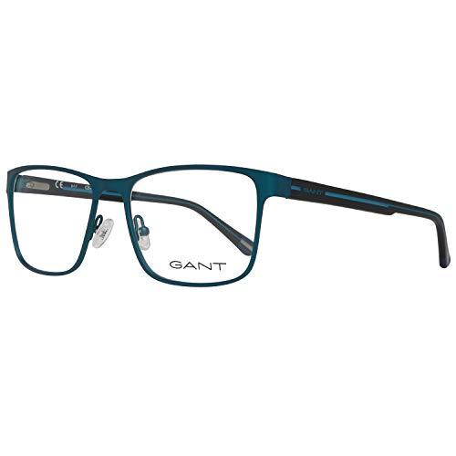 GANT Damen Brillengestelle Brille Ga3152 091 55, Blau