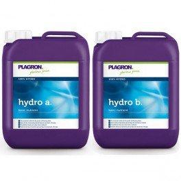 Plagron Hydro A + B-5Liter - Liquid Trace Minerals