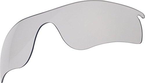 Zero Ersatz-Objektive für Oakley Radarlock Path Sonnenbrille klar grau Radsportler, Clear Grey Photochromic